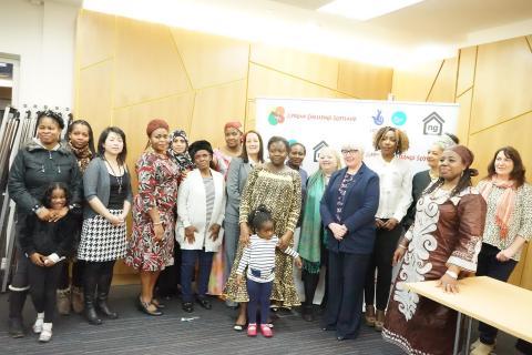 African Challenge Scotland Celebrate International Women's Day