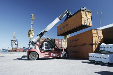 Containertruck