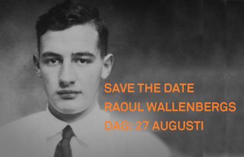 Raoul Wallenbergs dag - Sveriges nationella dag för medmänsklighet och civilkurage