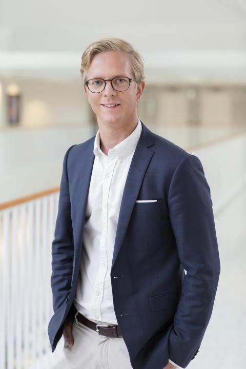 Mikael Lindh, vd, Praktikertjänst Röntgen.