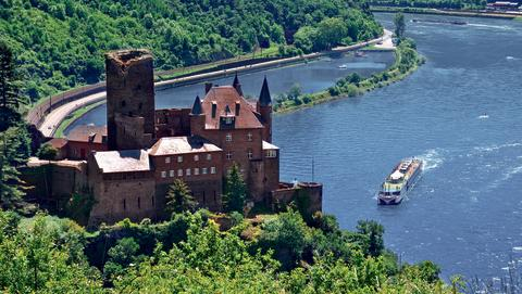 Visit 'Castles, Cathedrals & Historic Towns' with Fred. Olsen before end of successful debut Brabant cruise season