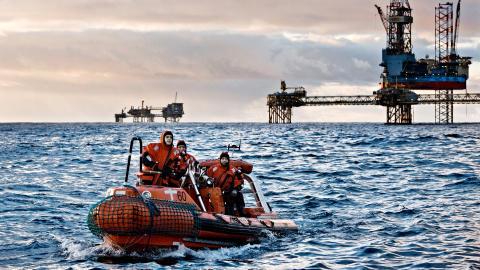 Ny procedure for bådsejlads
