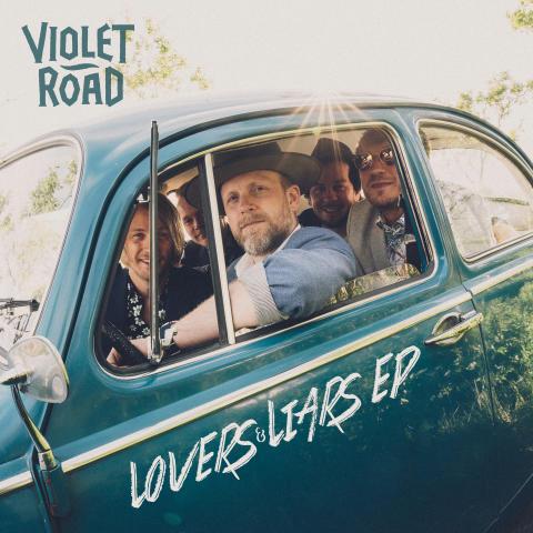 Violet Road er ute med ny EP