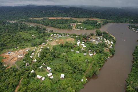 Telespazio France et Eutelsat participent à l'aménagement numérique de la Guyane