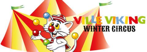 Sportlovskul för barnen med cirkusskola och Ville Viking
