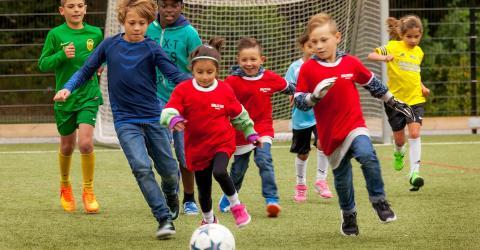 Fotbollsskola för alla