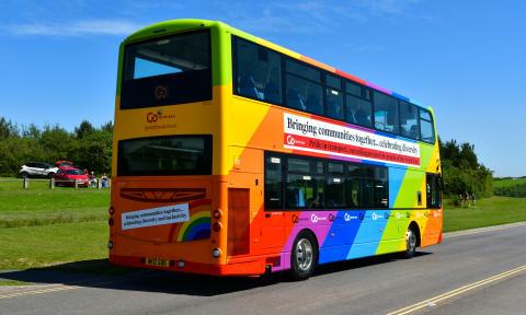 One Team GNE bus - 3