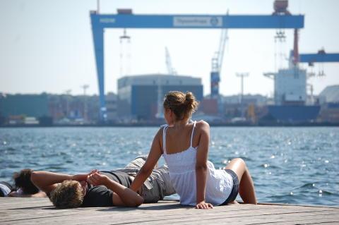 Einwohnerbefragung zum Tourismus in Kiel