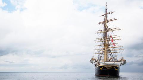 Tall Ships Race gav nye kolleger