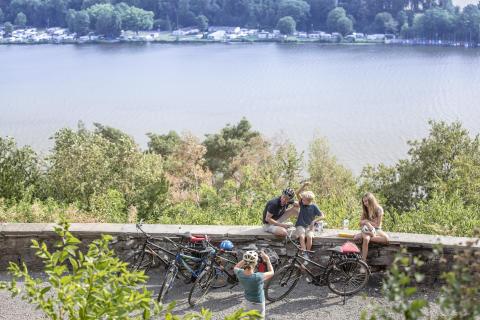 Erfolgreiche Radsaison im radrevier.ruhr dank Rekordsommer 2018