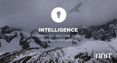 ​Transform big data into airborne business intelligence