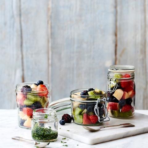 10 frukter och bär att äta för hälsans skull