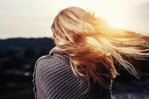 Sådan undgår du fedtet hår