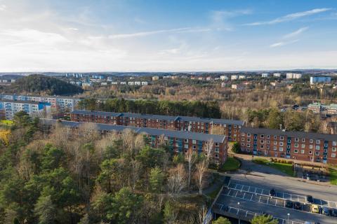 Colliers rådgivare vid försäljning av bostadsportfölj i Göteborg
