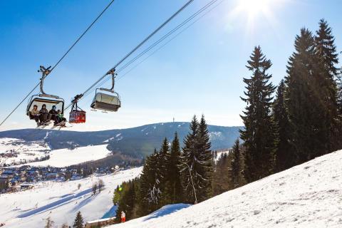 Saisoneröffnung Skigebiete im Erzgebirge