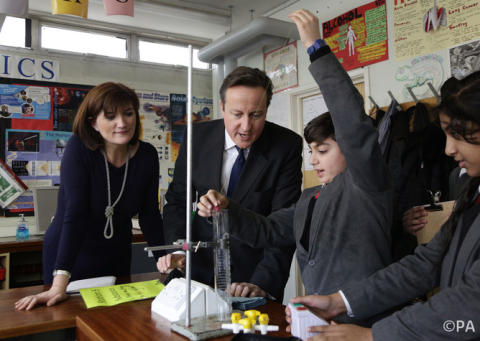 COMMENT: Cameron forges on with academies revolution despite mounting concerns on oversight