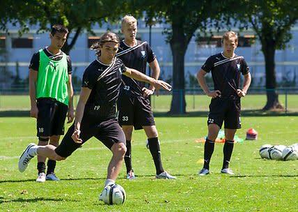 Malmö FF startar fotbollsakademi på Västerskolan