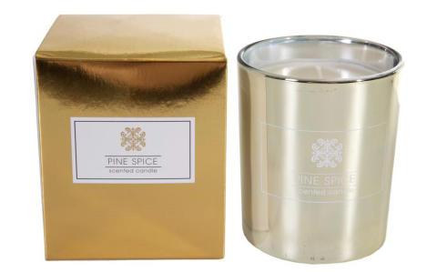 Trekker tilbake duftlyset Pine Spice