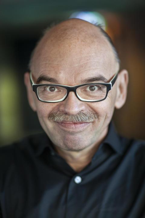 Mats Nileskär, pristagare år 2018 i kategorin Lukas Bonniers Stora Journalistpris