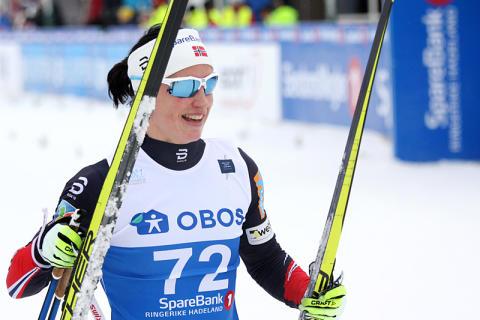 Vinner av årets Trysil-Knut pris er Marit Bjørgen.