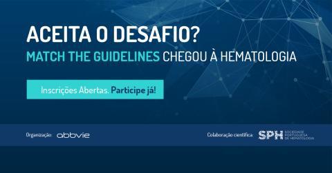 MatcH the Guidelines chega à Hematologia