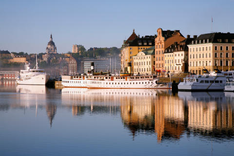 We're Swooning for Stockholm
