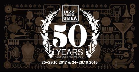 Umeå Jazzfestival 50 år