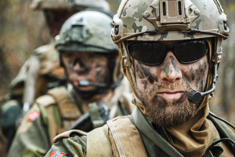 Ny bok: Til forsvar av landet