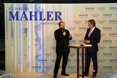 Mahler-Festival 2021 - Andris Nelsons und Andreas Schulz