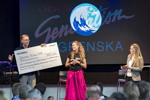 Åtta organisationer delar på 800 000 kronor