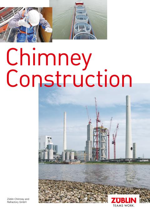 Züblin Chimney and Refractory GmbH - Chimney Construction (brochure)
