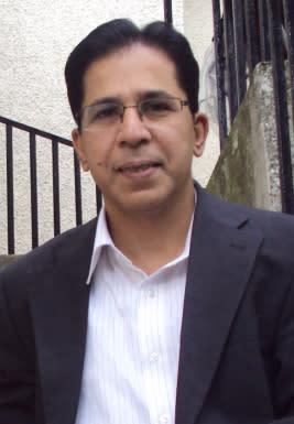 Man convicted in Pakistan of murdering Dr Imran Farooq in Edgware in 2010