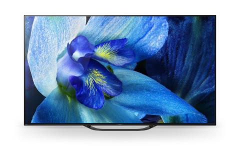 I primi TV OLED 4K HDR della gamma 2019 di Sony arrivano nei negozi con la serie AG8