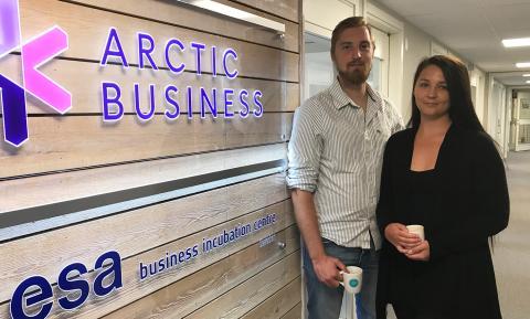 Rymdindustrin i Piteå växer
