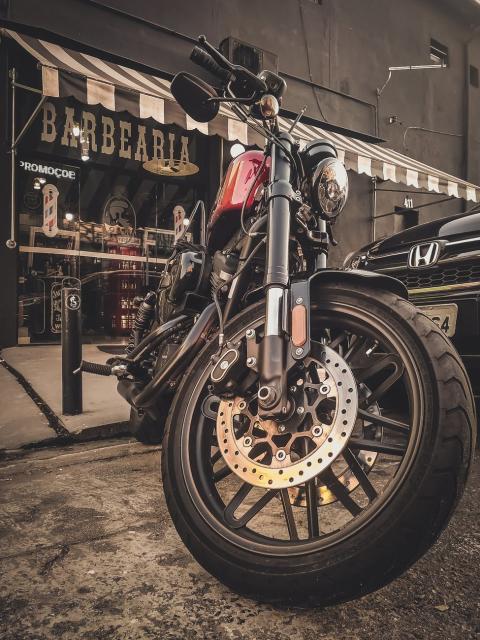 Drømmer du om at eje en motorcykel?