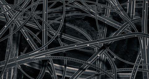 Overlap - Freeway