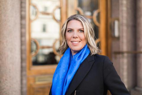 Malin Nilsson, VD BDO Sverige