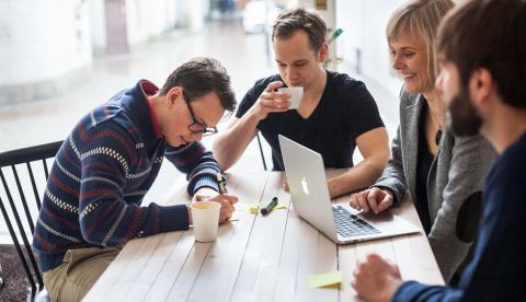 Tourism in Skåne utvecklar för framtiden tillsammans med studenter i Krinovas ToY-process