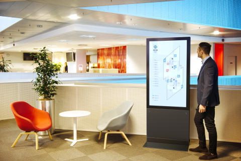 Sony announces smart office solution Nimway