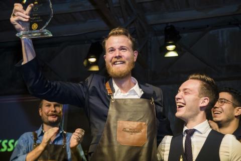 AMARO MONTENEGRO CROWNS ITS 2019 VERO BARTENDER-Marcus Fredriksson