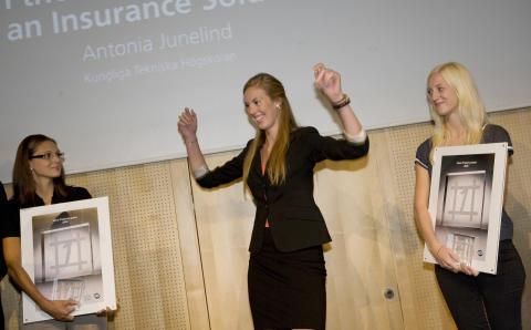 Stora Property-priset 2009: Innovativa studenter belönas med 100 000 kronor