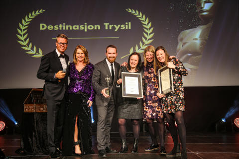 Trysil vant Årets Reiselivsmarkedsfører