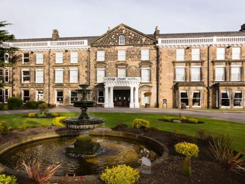 Cedar Court Hotel Harrogate, an Ascend Hotel Collection Member GB216Exterior-1