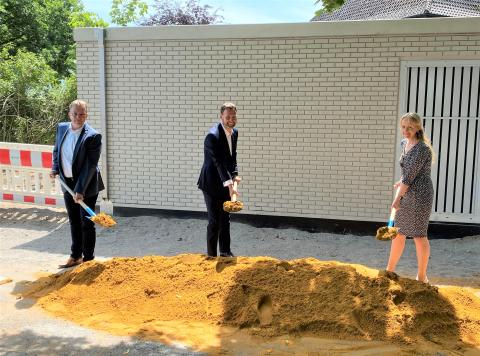 Deutsche Glasfaser startet größtes Netzausbauprojekt in Borken