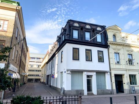 Stena Fastigheter förvärvar fastighet i historiska kvarter i centrala Göteborg