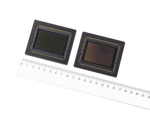 Sony to release large format CMOS image sensor with global shutter function and industry's highest effective pixel count of 127.68 megapixels