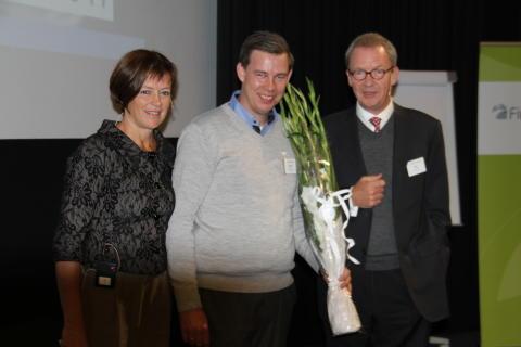 Nasjonal pris tildelt «Jesper på hjul»