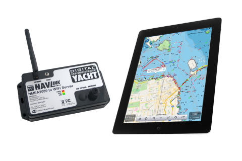 navlink-and-ipad