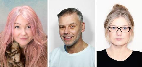 Arbetsvistelse inom teater tilldelas AnneLee Vikner, Robert Jelinek och Tisha Minö