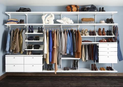 Stwórz własną wymarzoną (i praktyczną) garderobę